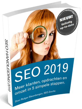 Gratis SEO Handleiding 2019
