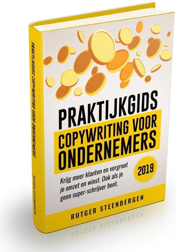 Praktijkgids copywriting voor ondernemers 2019